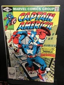 Captain America #262 (1981) High-Grade Ameridroid! VF/NM Al!