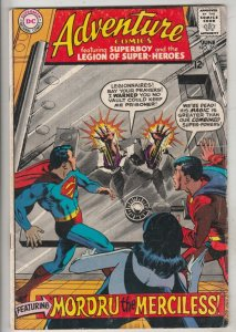Adventure Comics #369 (Jun-68) FN/VF Mid-High-Grade Legion of Super-Heroes, S...