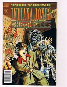 Indiana Jones Chronicles # 1 Dark Horse Comic Books Awesome Issue Modern Age S41