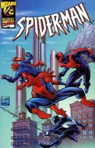 Spider-Man #1/2 (½ half) VF/NM; Marvel   save on shipping - details inside