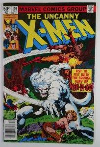 The Uncanny X-Men #140 - Alpha Flight (Disbands) - Newsstand - NM - Marvel 1980