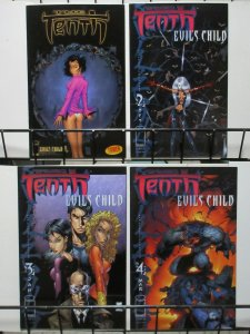 TENTH EVILS CHILD (1999 IM) 1(Tower),2-4  COMPLETE++