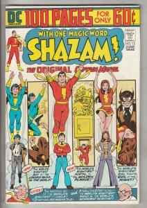 Shazam #12 (May-74) VF/NM High-Grade Captain Marvel