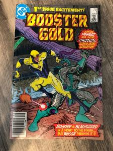 DC Booster Gold 1 * 1st Appearance Of Booster Gold *