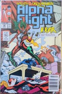 Alpha Flight #68 (1989)