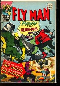 Fly Man #37 (1966)