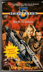 Babylon 5 Book # 1 - Voices by John Vornholt