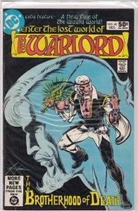 Warlord #40 (1980)