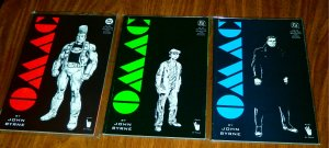 OMAC  : One Man Army Corps   #1-3 (set of 3) Byrne