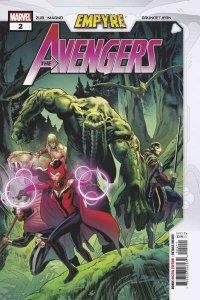 Empyre: Avengers #2, NM + (Stock photo)