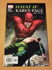 What If Karen Page Had Lived? #1 ~ NEAR MINT NM ~ 2005