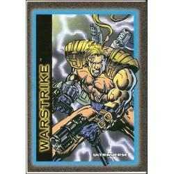 1993 Skybox Ultraverse: Series 1 WARSTRIKE #42