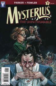 Mysterius #1 VF/NM; WildStorm | save on shipping - details inside