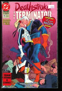 Deathstroke the Terminator #11 (1992)