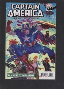 Captain America #25 (2020)