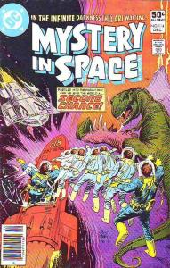 Mystery in Space #114 (Dec-81) FN/VF+ Mid-High-Grade