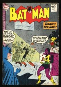 Batman #137 GD/VG 3.0