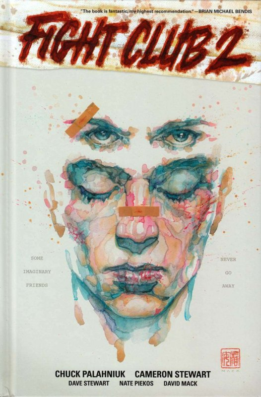 Fight Club 2 HC #1 VF/NM; Dark Horse | save on shipping - details inside