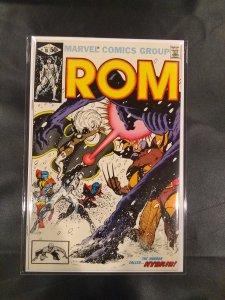 Rom #18 NM condition.