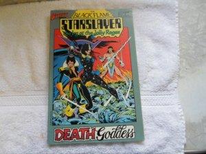 1984 FIRST COMICS STARSLAYER # 21