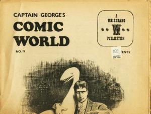 CAPTAIN GEORGES COMIC WORLD-REPRINTS-#19-ORPHAN ANNIE VG