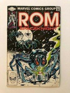 MARVEL ROM Spaceknight #30 1982 series FINE/VERY FINE  (A57)
