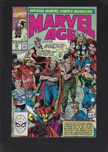 Marvel Age #93 (1990)