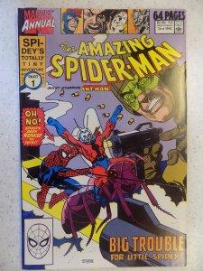 AMAZING SPIDER-MAN ANNUAL # 24