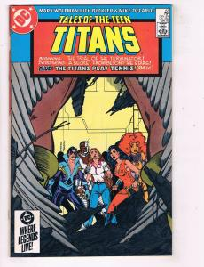 New Teen Titans (1980) (Tales of ...) #53DC Comic Book Deathstroke HH3