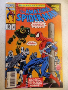 AMAZING SPIDER-MAN # 384 MARVEL ACTION ADVENTURE