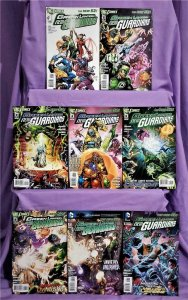 DC New 52 GREEN LANTERN NEW GUARDIANS #1 - 8 1st Appearance INVICTUS (DC, 2011)!