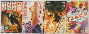 Jack of Fables: Jack of Hearts #1-4 VF+ complete story - bill willingham #7-10