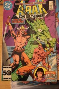 Arak Son of Thunder 47 VF/NM