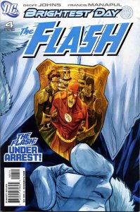 Flash, The (3rd Series) #4 VF; DC | save on shipping - details inside