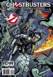 Ghostbusters: Displaced Aggression #2B by IDW Publishing