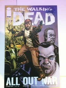 The Walking Dead #115 2013 NM All Out War Kirkman Image Comics