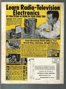 Inside story 11/1960-Simone Signoret-Pat Boone-exploitation-scandals-VG/FN