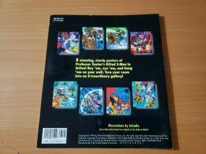 X-Men Poster Book 8x Posters ~ NEW ~ Marvel Comics