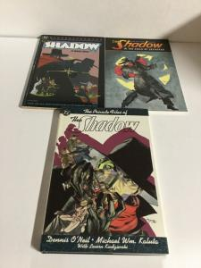 The Shadow Blood And Judgment In The Coils Of Leviathan Private Files Tpb Lot DC