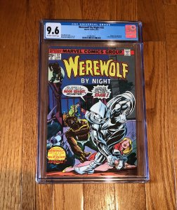 Werewolf By Night 32 CGC 9.6