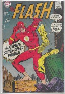 Flash   vol. 1   #182 VG