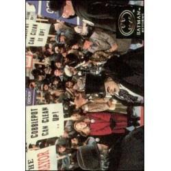 1992 Topps Stadium Club Batman Returns THE PENGUIN #22