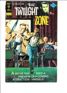 Twilight Zone, The #61 (Jan-75) VG/FN High-Grade Rod Serling