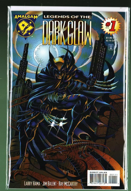 Legends of the Dark Claw #1 (1996)