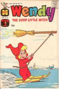 WENDY (1960-1990) 49 VF-NM   August 1968 COMICS BOOK