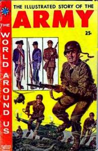 World Around Us #9, VG+ (Stock photo)
