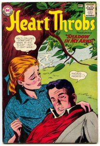 Heart Throbs #91 1964 DC Romance- Shadow in My Arms F/VF
