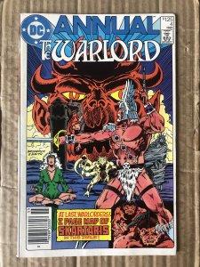Warlord Annual #4 (1985)