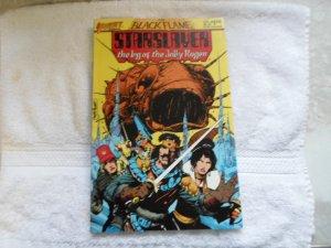 1984 FIRST COMICS STARSLAYER # 23