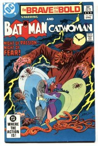 Brave and the Bold #197 - Batman marries Catwoman-comic book VF/NM